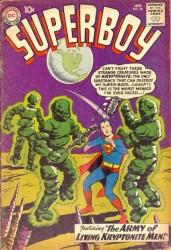 Superboy #86
