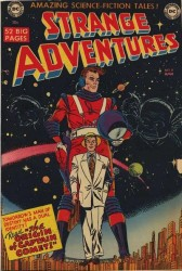 Strange Adventures #9