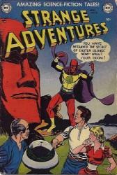 Strange Adventures #16