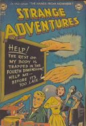 Strange Adventures #22