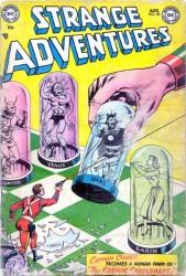 Strange Adventures #35