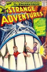 Strange Adventures #187