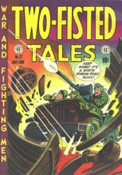 Two-fisted Tales #27