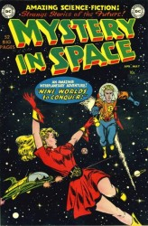 Mystery In Space #1