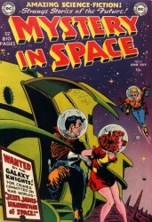 Mystery In Space #2