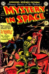 Mystery In Space #3