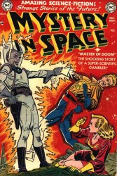 Mystery In Space #4