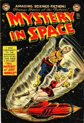 Mystery In Space #5