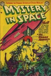 Mystery In Space #12