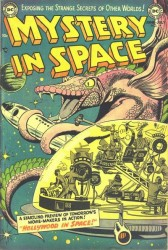Mystery In Space #14