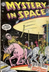 Mystery In Space #21