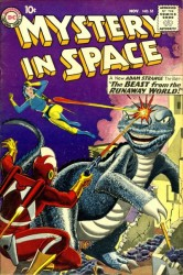 Mystery In Space #55