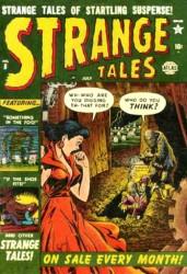 Strange Tales #8