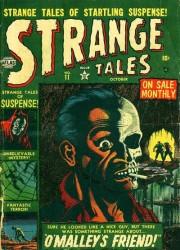 Strange Tales #11