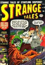 Strange Tales #12