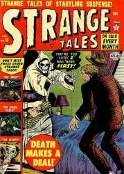 Strange Tales #13