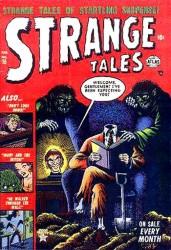 Strange Tales #15