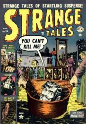 Strange Tales #16