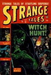 Strange Tales #18