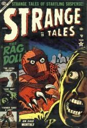 Strange Tales #19