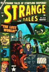 Strange Tales #20