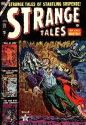 Strange Tales #21