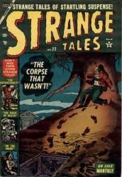 Strange Tales #22