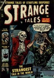 Strange Tales #23