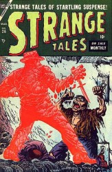 Strange Tales #26