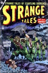 Strange Tales #27