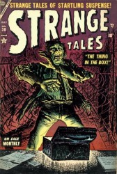 Strange Tales #30