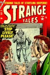 Strange Tales #33