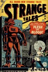 Strange Tales #34
