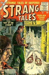 Strange Tales #37