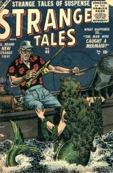 Strange Tales #40