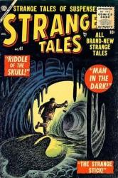 Strange Tales #41