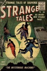 Strange Tales #43