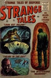 Strange Tales #44
