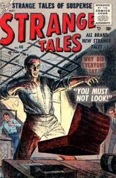 Strange Tales #46