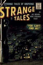 Strange Tales #52