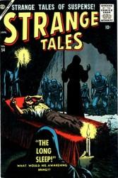 Strange Tales #54