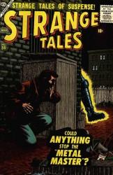 Strange Tales #56