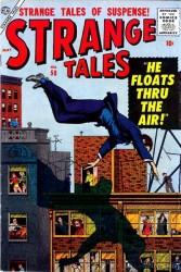 Strange Tales #58