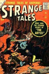 Strange Tales #60