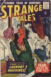 Strange Tales #61