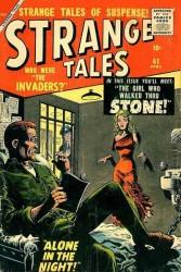 Strange Tales #62