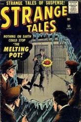 Strange Tales #63