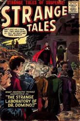 Strange Tales #64