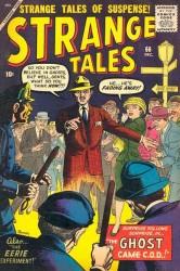 Strange Tales #66