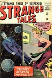 Strange Tales #67